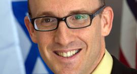 שגיא בלשה מנכל ארגון ה מחבר רבבות ישראלים אמריקאים ב פעולה פרו ישראלית