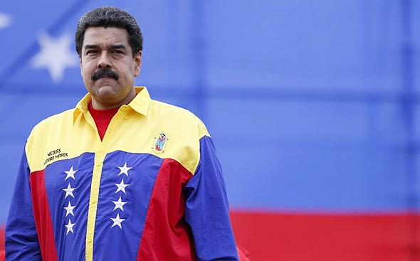 ניקולס מדורו, נשיא ונצואלה
