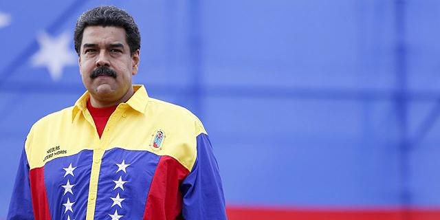 ניקולס מדורו, נשיא ונצואלה , צילום: רויטרס