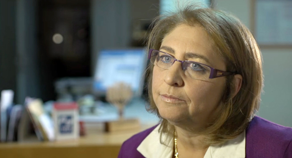 שרי ריבקין המייסדת. העמותה שהקימה מסייעת לשכבות החלשות