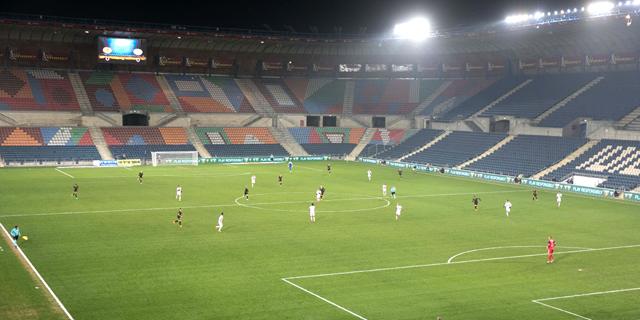 אצטדיון טדי בירושלים, צילום: אוהד צויגנברג
