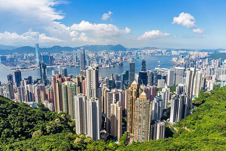 הונג קונג. הדרכון מאפשר כניסה פשוטה יותר לרשימה ארוכה של מדינות, צילום: Nikkei
