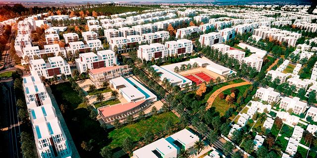 שינויים בתוכנית טנטור: העיר הערבית החדשה תצטמק בחצי