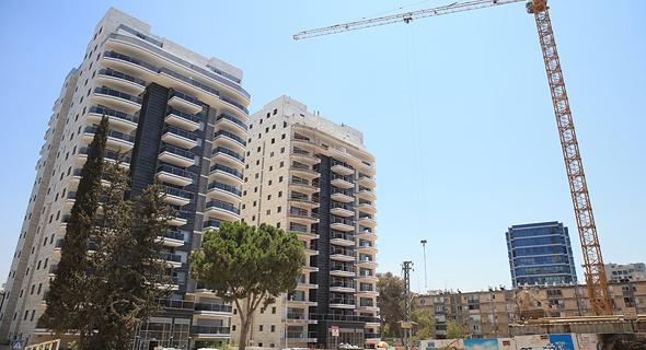בנייה ב קריית אונו מחיר למשתכן, צילום: אוראל כהן