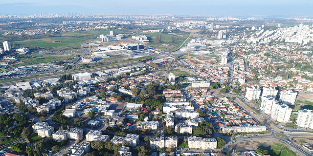 רחובות מכפילה את גודלה בתכנון מהיר