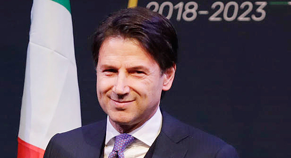 ג'וזפה קונטה, ראש ממשלת איטליה