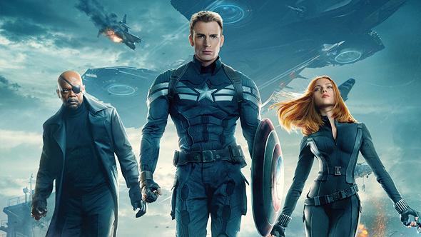 """מתוך הסרט של מארוול """"קפטן אמריקה"""", צילום: Marvel"""