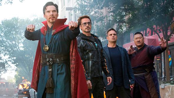 """""""הנוקמים: מלחמת האינסוף"""", צילום: Marvel"""