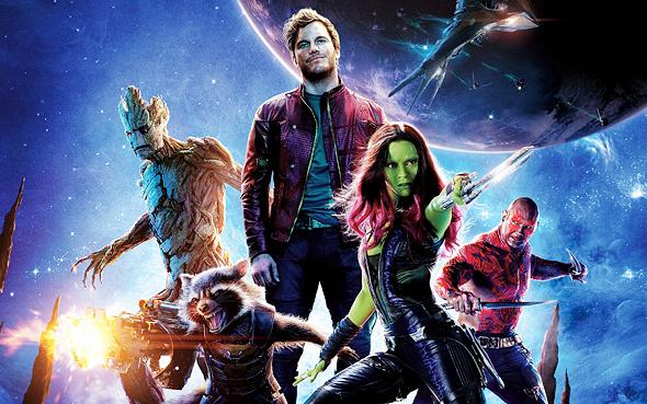 """מתוך הסרט של מארוול """"שומרי הגלקסיה"""", צילום: Marvel"""