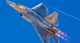 הקברניט F22 חמקן מטוס קרב, צילום: Pinterest