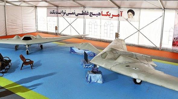 """המזל""""ט שבנתה איראן ע""""ב טכנולוגיה אמריקאית"""