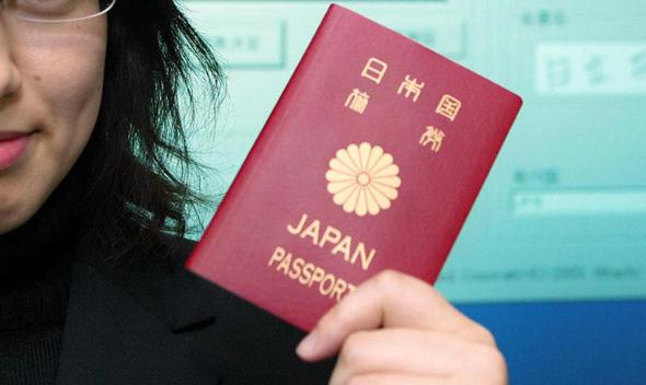 הדרכון היפני הוא עדיין הטוב בעולם