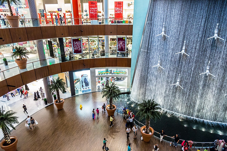 דובאי. במקום הראשון ברשימת הערים הטובות בעולם לקניות, צילום: שאטרסטוק