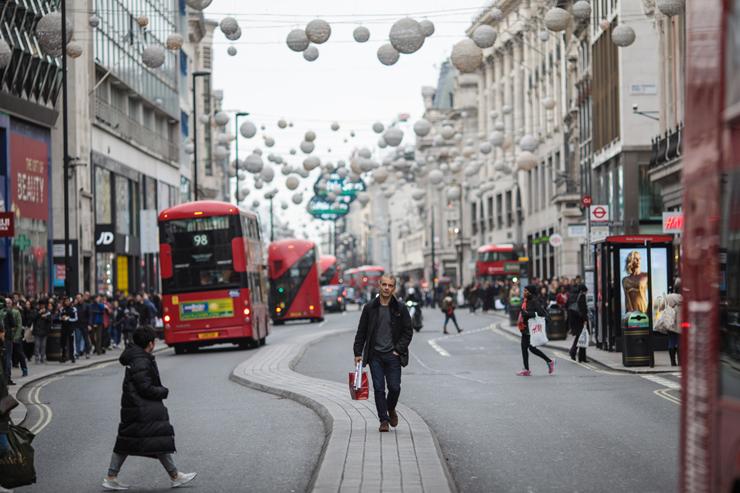 לונדון. במקום ה-3, צילום: גטי אימג