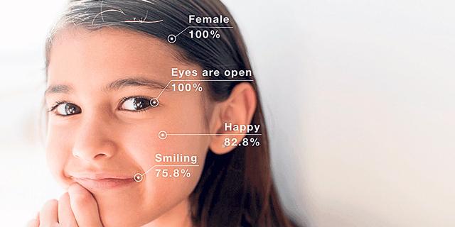 """אפליקציית זיהוי הפנים של אמזון שהחברה מכרה לממשלת ארה""""ב, צילום: אמזון"""