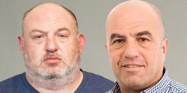 מימין: בעלי שילב רונן אלעד ובעלי פוקס הראל ויזל, צילומים: שאול גולן , אוראל כהן