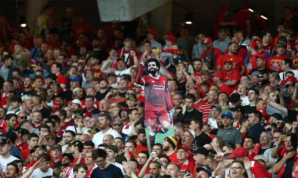 אוהדי ליברפול בליגת האלופות, צילום: ראובן שוורץ