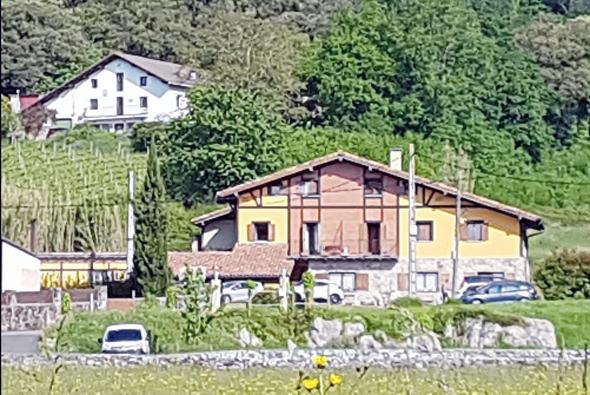 הצימר בכפר ליד גרניקה
