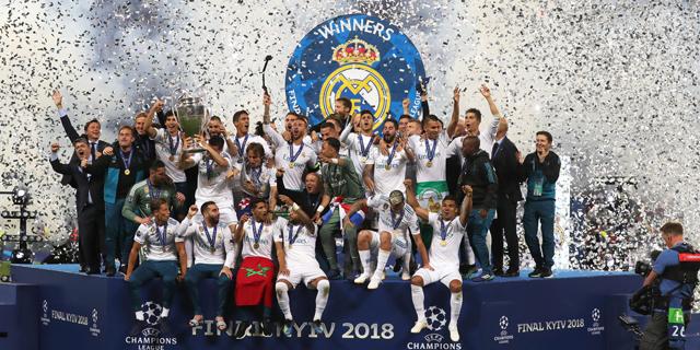 דלויט: הכדורגל האירופי מייצר יותר מ-25 מיליארד יורו בשנה בפעם הראשונה בהיסטוריה