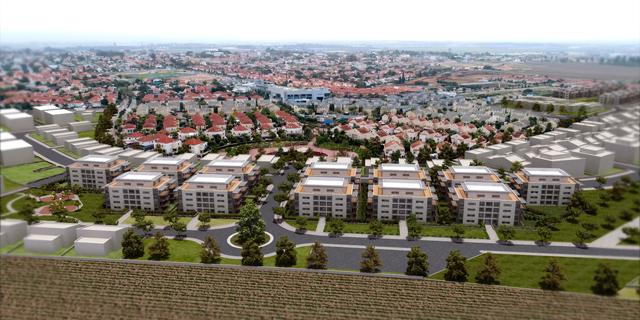 אור ירוק לתוכנית לבניית כ-1,500 דירות בגן יבנה