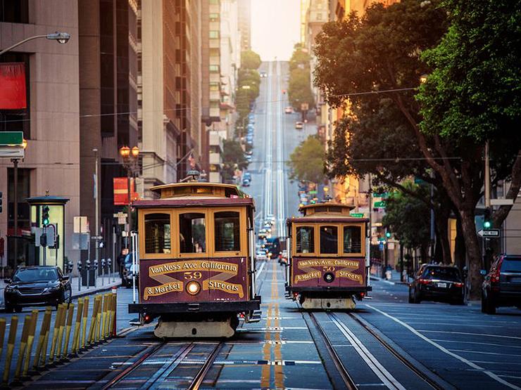 סן פרנסיסקו, צילום: שאטרסטוק
