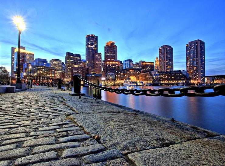 בוסטון, צילום: שאטרסטוק