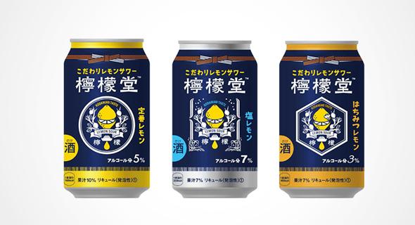 קוקה קולה אלכוהול למונדו Lemon-Do יפן , צילום: coca cola japan