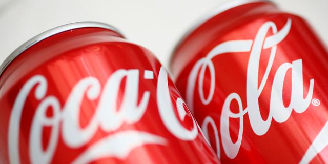 פחיות קוקה קולה, צילום: רויטרס