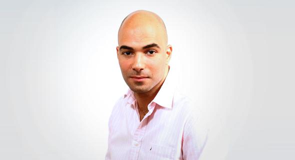 Screenz CEO Eli Uzan. Photo: Orel Cohen