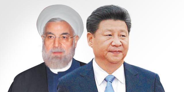 """רוחאני יפגש עם פוטין ושי ג'ינפינג בסין להבטיח את המשך שת""""פ ביניהם"""