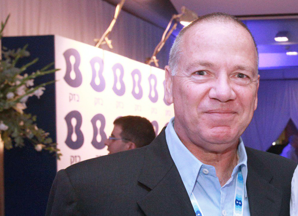 Bezeq Chairman Shlomo Rodev. Photo: Ronen Topelberg