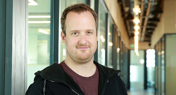 Kik founder and CEO Ted Livingston. Photo: Orel Cohen