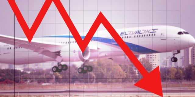 נעילה יציבה בבורסה; אל על צללה ב-22% במחזור חריג לאחר הדוחות