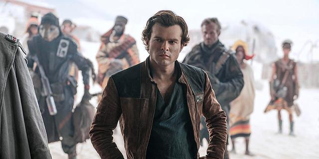 """הסרט """"סולו"""": למי שמעולם לא ראה את סרטי """"מלחמת הכוכבים"""""""