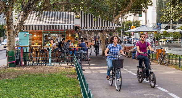 Tel Aviv (illustration). Photo: Shutterstock