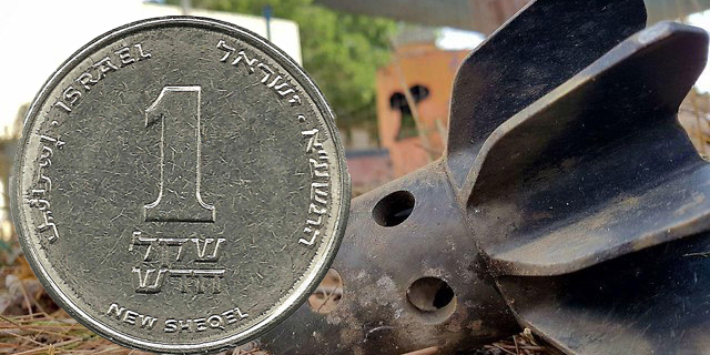 מול ההידרדרות הבטחונית - נסיגה בשקל מול הדולר והיורו