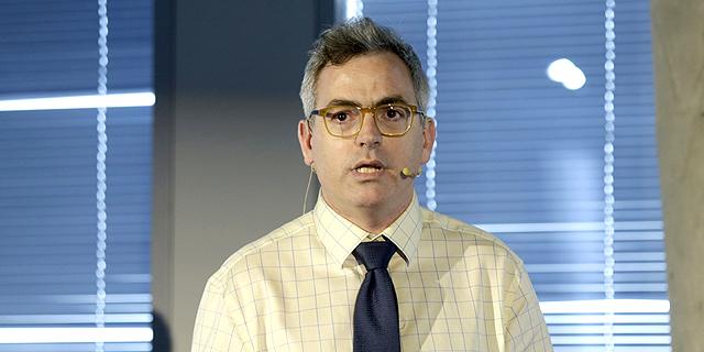 אורי גרינפלד כלכלן ראשי פסגות, צילום: עמית שעל