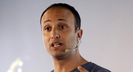 Healthy.io founder and CEO Yonatan Adiri. Photo: Amit Sha'al