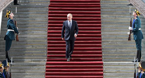 Russian President Vladimir Putin. Photo: Getty Images