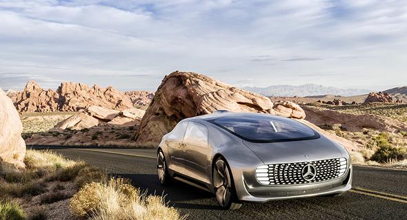 רכב העתיד החשמלי שמתכננת מרצדס. שותפה אסטרטגית שמייצרת רכבי יוקרה, לא ייצור להמונים