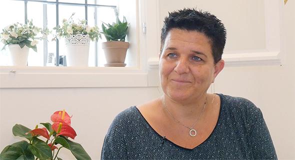 אורית בש, מנהלת תכנית נטע@ של עמותת תפוח