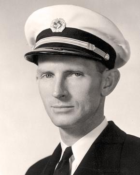 מהצד השני. קפטן רוברט פורד