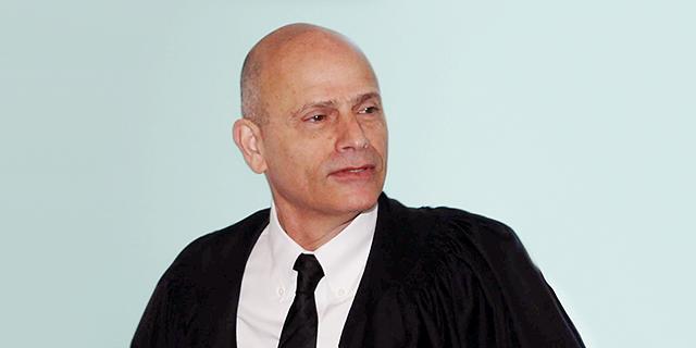השופט איתן אורנשטיין, צילום: יריב כץ