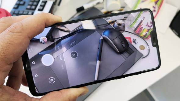 OnePlus 6. Photo: Raphael Kahan