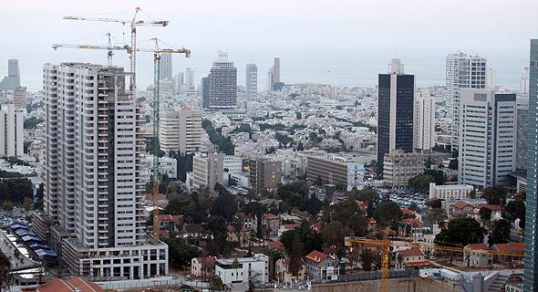 Tel Aviv. Photo:Orel Cohen