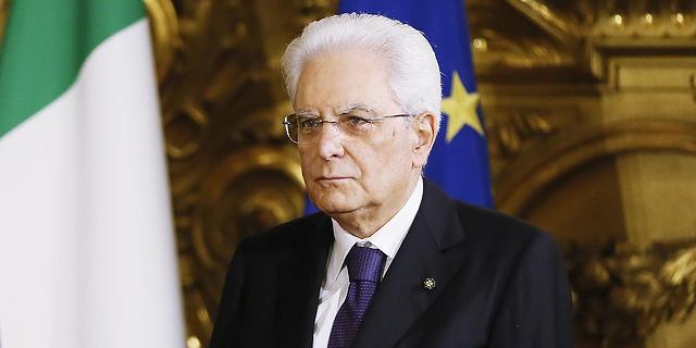 """נשיא איטליה ויו""""ר הבנק המרכזי נגד הממשלה: """"החוב חייב להישאר בר-קיימא"""""""