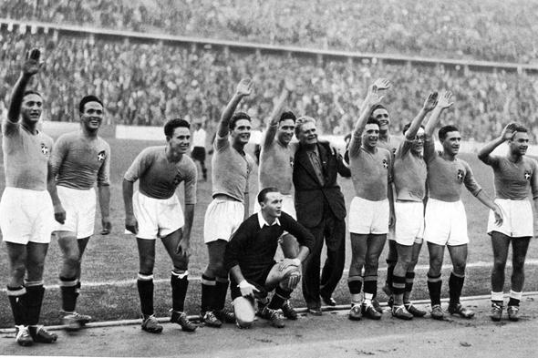נבחרת איטליה באולימפיאדת ברלין 1936
