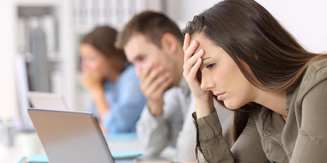 מצטערים, התוכנה קבעה שאת יותר מדי אישה בשביל לעבוד באמזון
