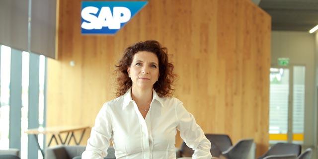 """אורנה קליינמן, מנכ""""לית מרכז הפיתוח של SAP בישראל, צילום: אוראל כהן"""
