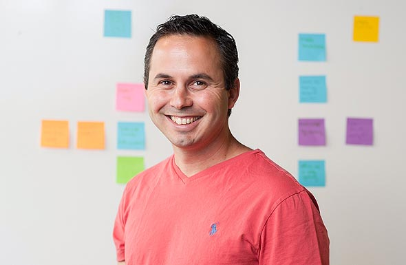 Innovation Endeavors co-founder Dror Berman. Photo: PR